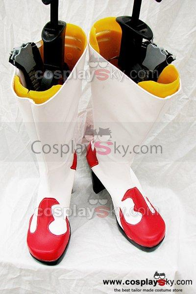 Gurren Lagann Yoko Cosplay Boots Shoes Custom Made