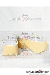 Hack Gu Eta Ursae Majoris Cosplay Shoes Custom Made
