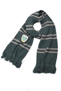 Harry Potter Slytherin Wool Blend Scarf