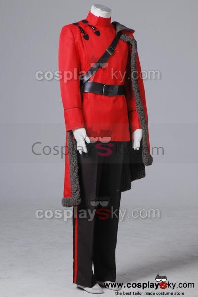 Harry Potter ViKtor Krum Cosplay Costume