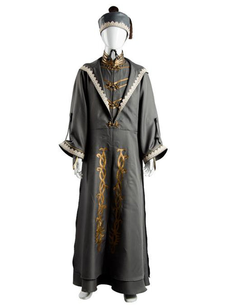 Harry Potter Albus Dumbledore Adult Costume Halloween Cosplay Costume