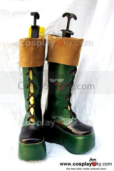 Hunter X Hunter Gon Freecss Cosplay Boots Custom Made