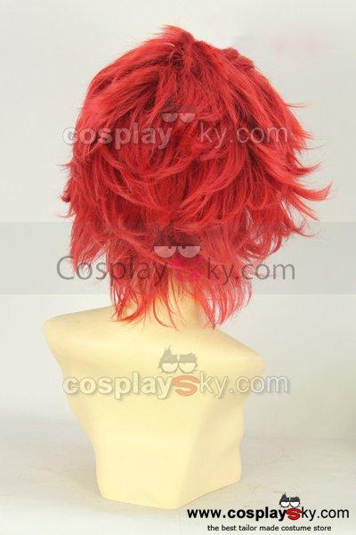 (k) Suoh Mikoto Cosplay Wig