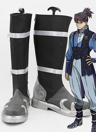 Kabaneri of the Iron Fortress Kurusu Boots Cosplay Shoes