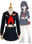 KILL la KILL Ryuko Matoi Cosplay Costume