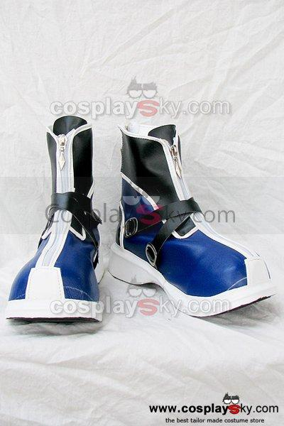 Kingdom Hearts II Sora Wisdom Form Cosplay Boots Shoes