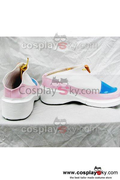 Kingdom Hearts Kairi Cosplay Shoes Custom Made