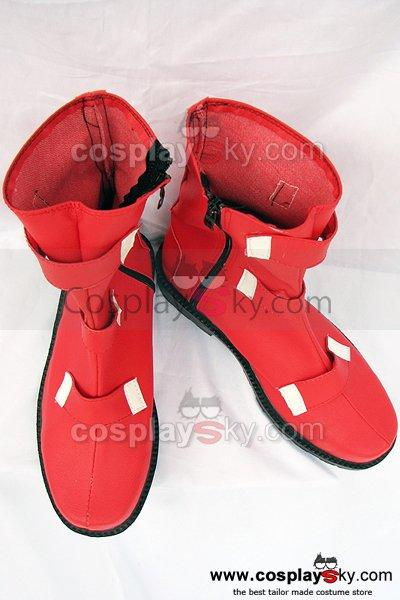 KOF The King Of Fighters Chris Cosplay Boots Shoes