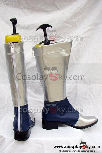 Koihime Muso Cao Cao Cosplay Boots Shoes