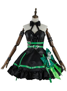 Love Live Lovelive Initial D School Idol Stage Koizumi Hanayo Dress Cosplay Costume