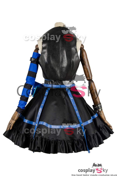 Love Live Lovelive Initial D School Idol Stage Umi Sonoda Dress Cosplay Costume