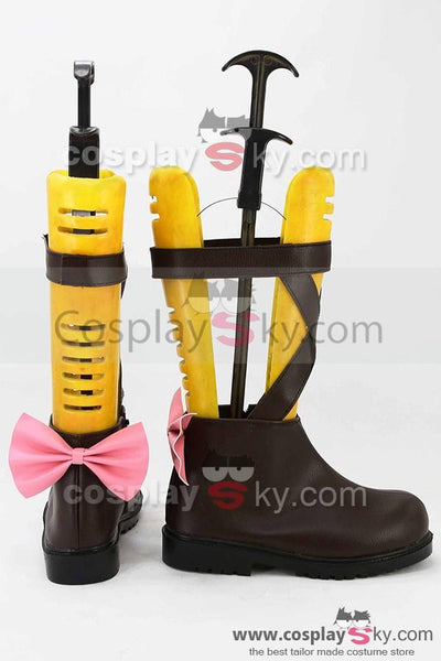 LoveLive! Nico Yazawa Boots Cosplay Shoes Idol Version
