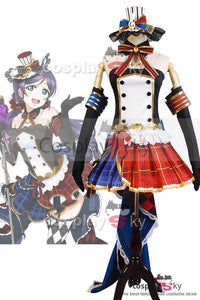 LoveLive! Nozomi Tojo Cafe Maid Uniform Cosplay Costume