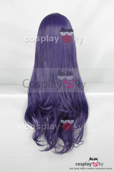 LoveLive! White Valentine's Day Nozomi Tojo Cosplay Wig