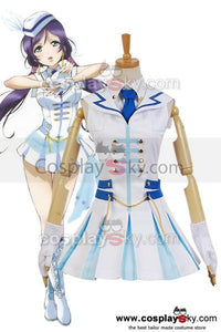 LoveLive! Wonderful Rush Nozomi Tojo Dress Cosplay Costume