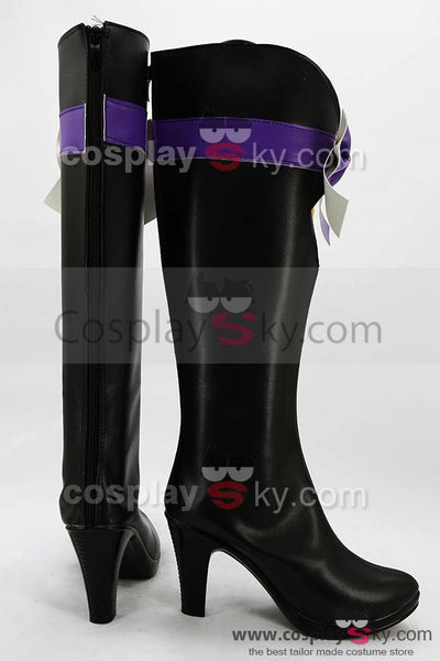 LoveLive! Season 2 KiRa-KiRa-Sensation! Maki Nishikino Boots Cosplay Shoes
