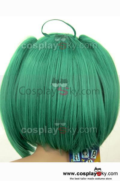 Macross Frontier Ranka Lee Cosplay Wig