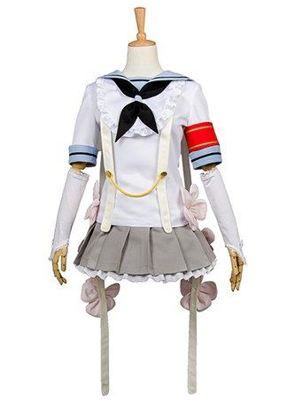 Magical Girl Raising Project Mahou Shoujo Ikusei Keikaku Snow White Cosplay Costume