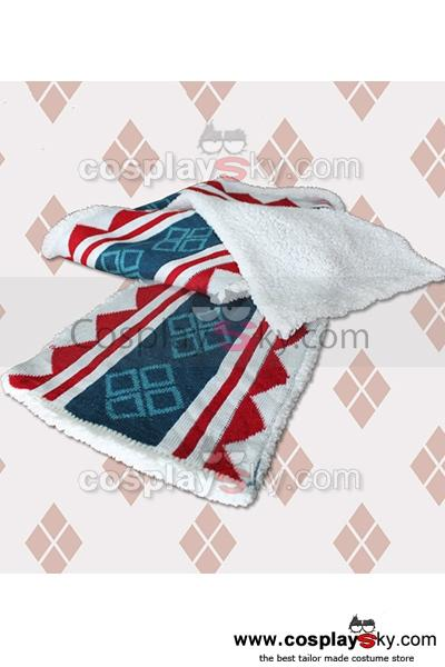 Monster Hunter Portable MHP3 Cosplay Scarf