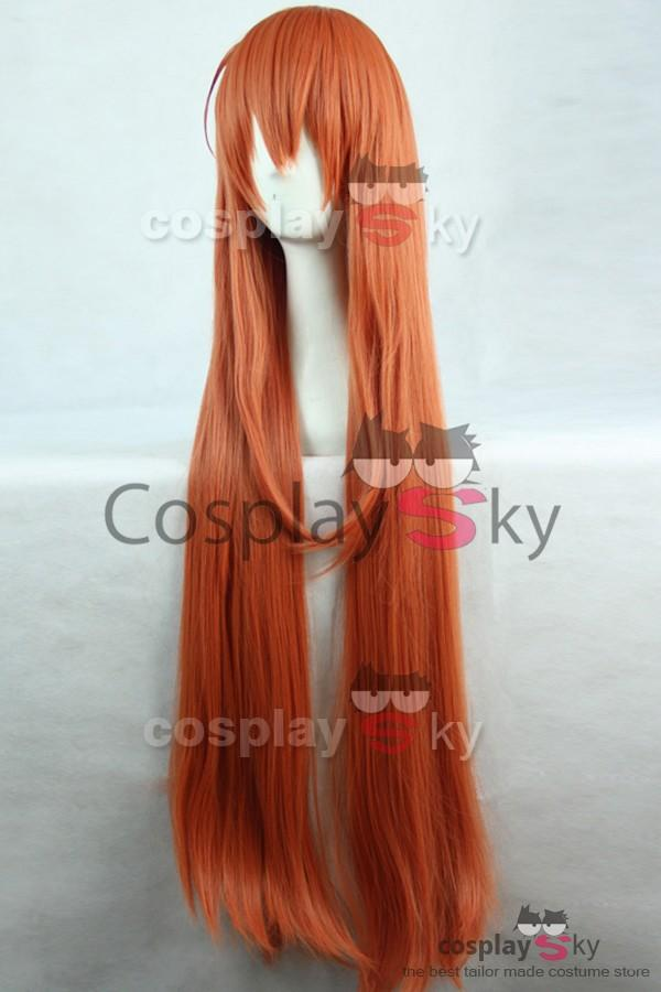 Monster Musume Miia Cosplay Wig Orange