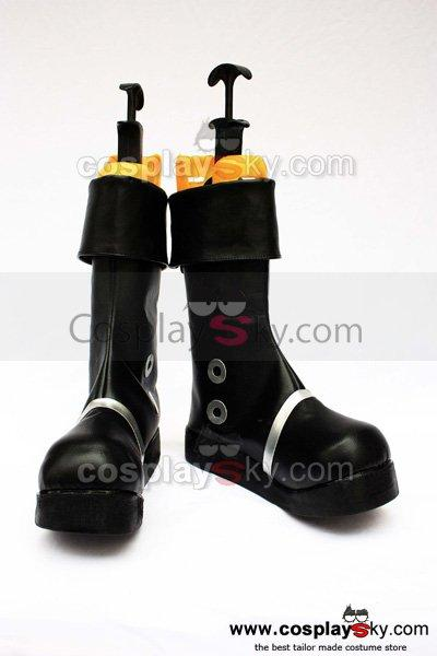 One piece Portgas D. Ace Cosplay Shoes Boots Custom Made