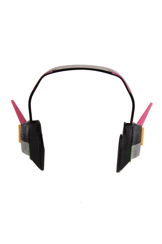 Overwatch D.VA DVA Hana Song Headphones Cosplay Props