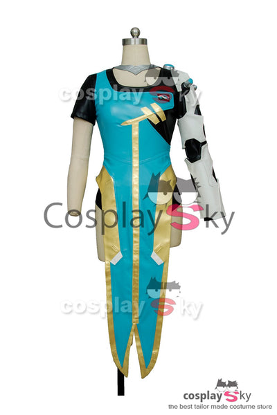 Overwatch OW Symmetra Outfit Deluxe Overwatch Cosplay Costume