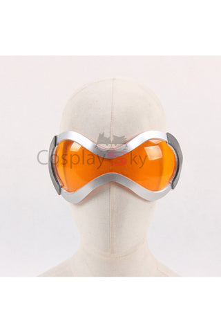 Overwatch OW Tracer Lena Oxton Mask Cosplay Props