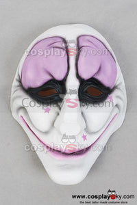 Payday 2 Hoxton Cosplay Mask The Heist Replica