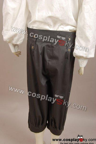Pirates Of The Caribbean Jack Sparrow Pants Costume