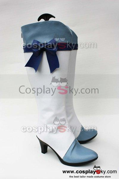 Smile Precure! Pretty Cure Reika Aoki Cure Beauty Cosplay Shoes Boots