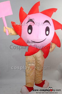 Sunflower  Mascot Costume Adult Size