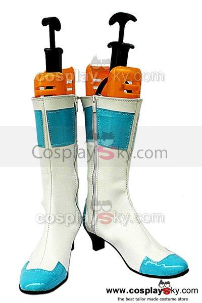 Psalms of Planets Eureka SeveN Eureka Cosplay Boots Custom Made