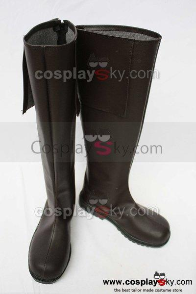 ReichsRitter-Unlight Evarist Cosplay Shoes Boots