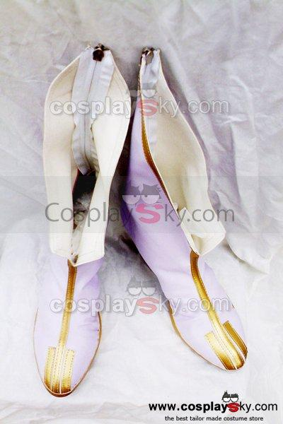 Shadow Hearts From The New World Lady Cosplay Boots Shoes