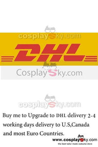 Shipment Upgrade Service to DHL Delivery