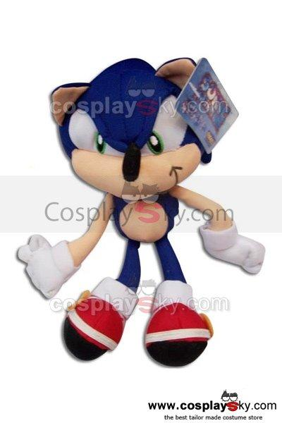 Sonic The Hedgehog Plush Doll Stuffed Toy