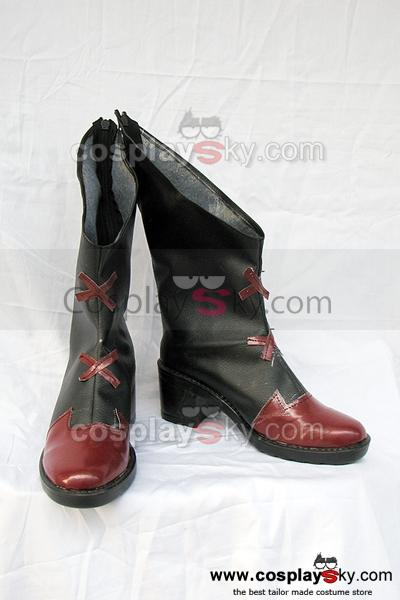 Sound Horizon Cosplay Boots Shoes Custom Made