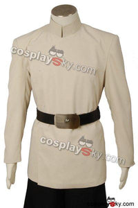 Star Wars Imperial Security Bureau ISB Officer Costume Uniform