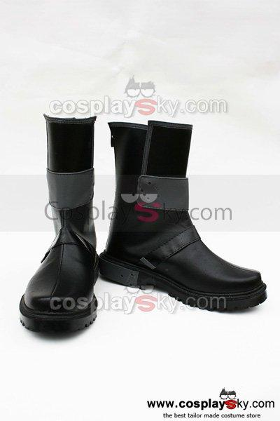 Sword Art Online Kazuto Kirigaya Cosplay Shoes Boots Custom Made