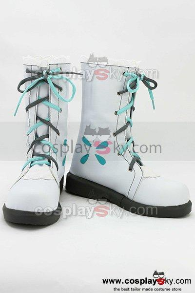 Taiwan Voicemith Virtual Singer Xia Yuyao  Boots Cosplay Shoes