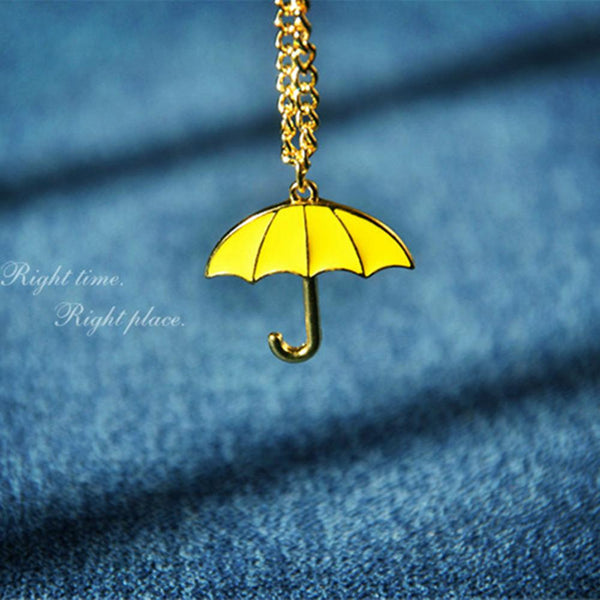 How I Met Your Mother HIMYM Necklace Pendant