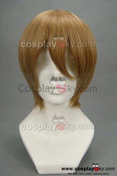 Death Note Yagami Raito Cosplay Wig