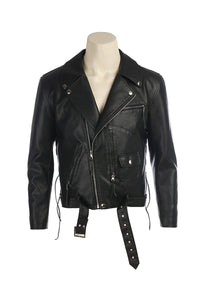 The Terminator Arnold Schwarzenegger Jacket Cosplay Costume