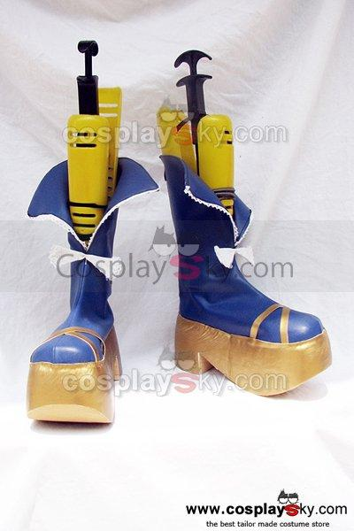 Trusty Bell Chopin's Dream Falsetto Cosplay Boots