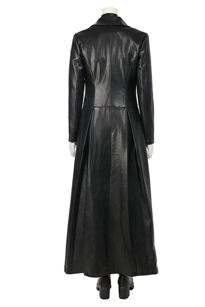 Underworld: Blood Wars Vampire Death Dealer Selene Outfit Cosplay Costume