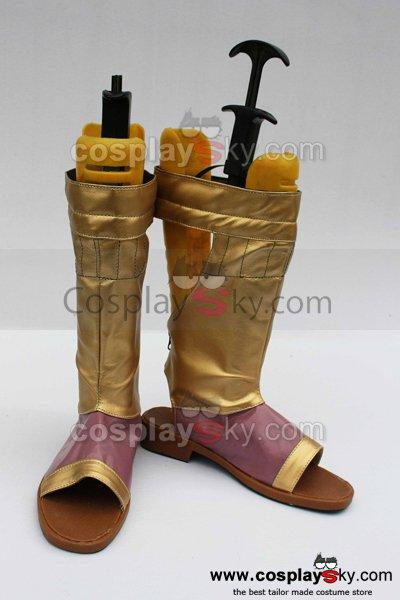 Vagrant-Unlight Jead Cosplay Shoes Boots