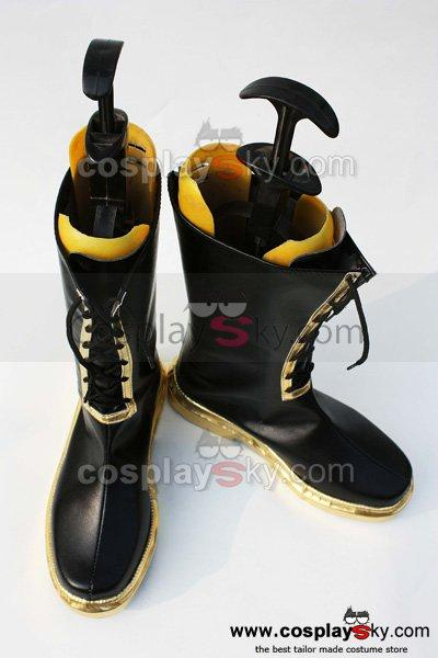 Vocaloid -Megurine Luka Version 2 Cosplay Shoes Boots