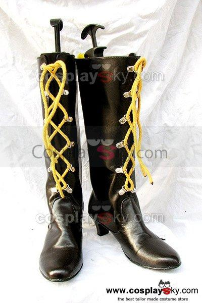 When They Cry - Higurashi ryuuguu rena Cosplay Boots