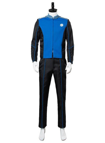 The Orville Ed Mercer Uniform Cosplay Costume Men Version